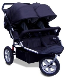 tike tech double city x3 swivel stroller