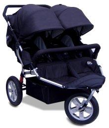 tike tech double city x3 swivel stroller